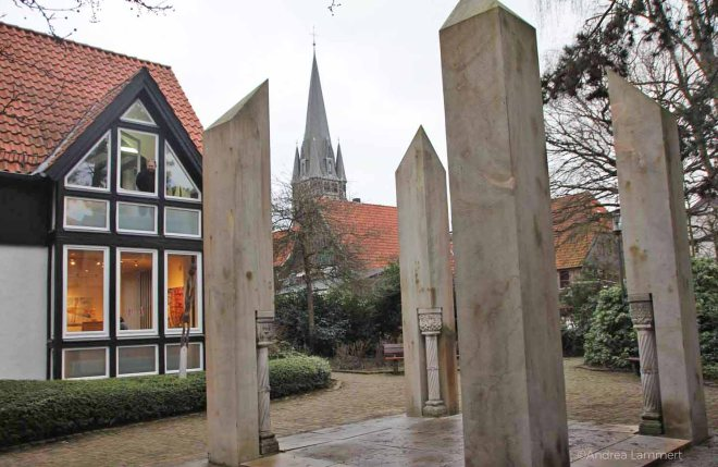 Detmold im Teutoburger Wald, Tipps für Detmold, hier Synagoge