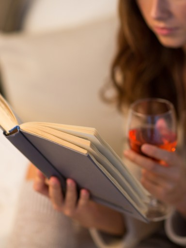 Wine and Reading