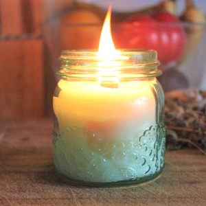 Upcycle Those Old Candles!