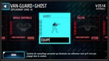 Les systèmes VAN-GUARD, servent à pimenter le jeu