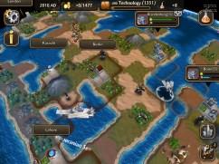 Civilization Revolution 2 screenshot iPad 2