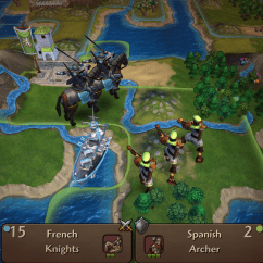 Civilization Revolution 2 screenshot iPad