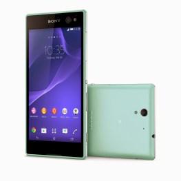 Sony Xperia C3 vert