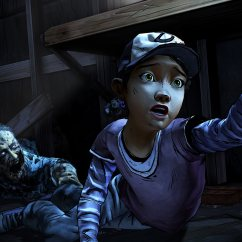 The Walking Dead Game Season 2 screenshot 1