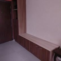 shoe storage, foyer