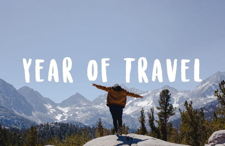 Year of Travel 2018