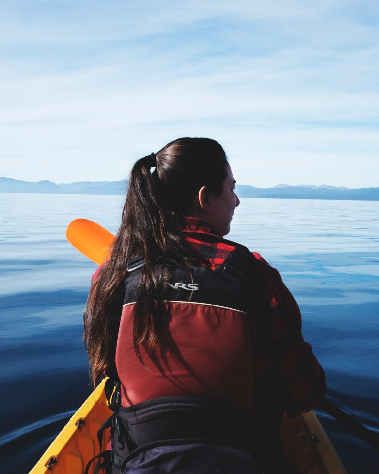 Lake Tahoe Kayak