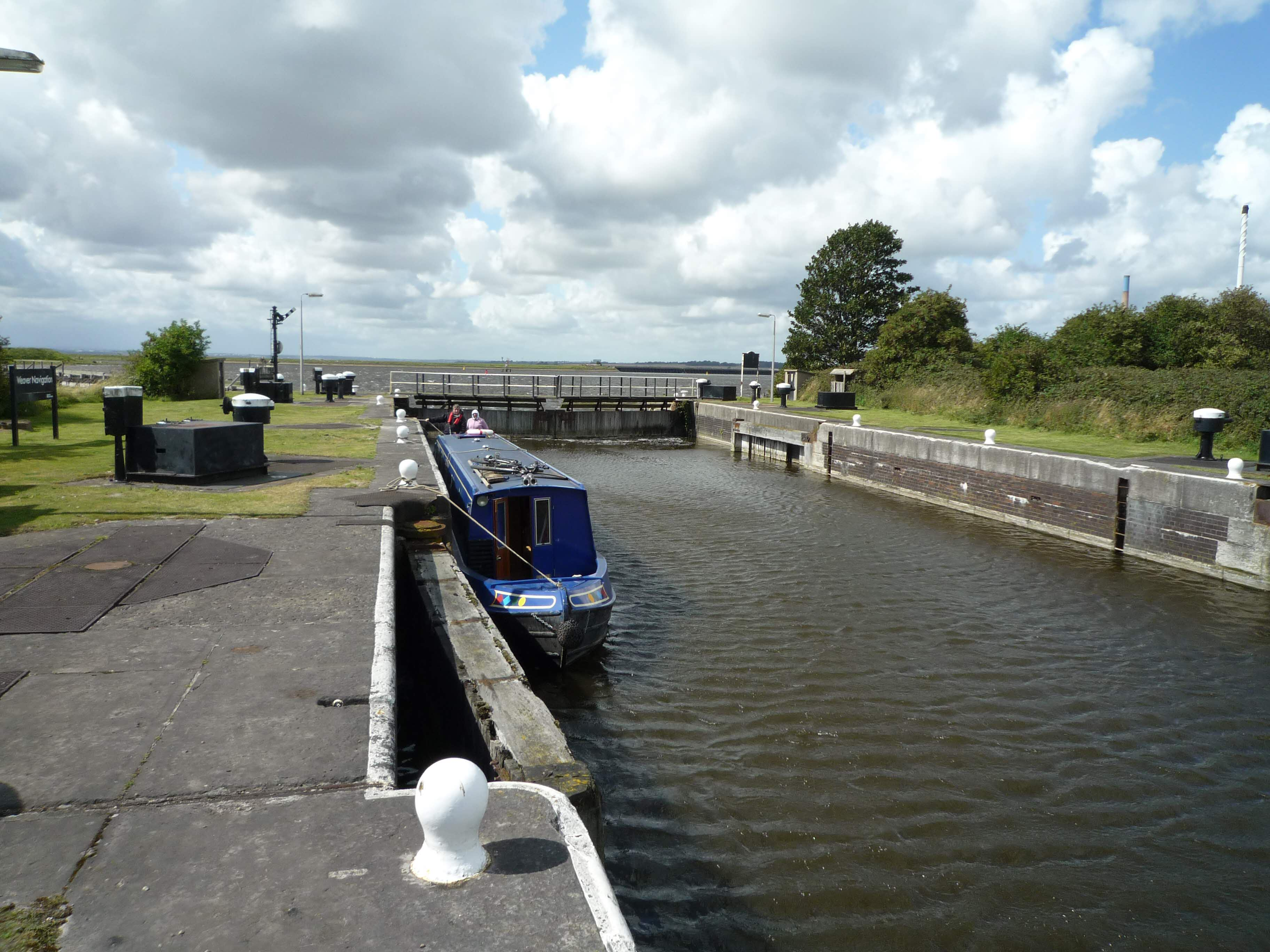 Weston Marsh Lock