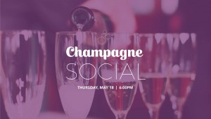Champagne Social On The Patio with Gail Storm