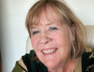 Dr. Judy Carr Headshot