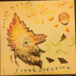 Peter Murphy Final Solution UK 7 1985 Front Cover