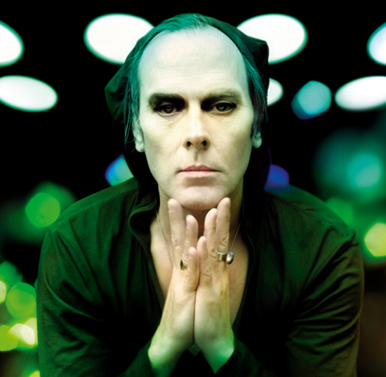 Peter Murphy by Thomas Bak during the Ninth photo session