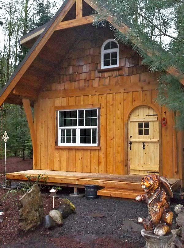 Tiny Wish House