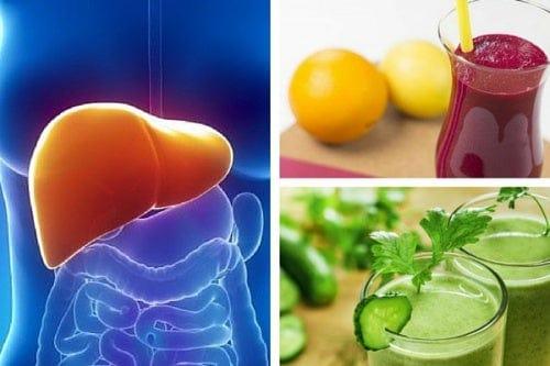 Cómo limpiar la sangre y el hígado