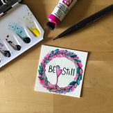 Be Still Art