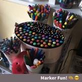 Marker Corner