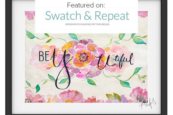 Swatch and Repeat Feature