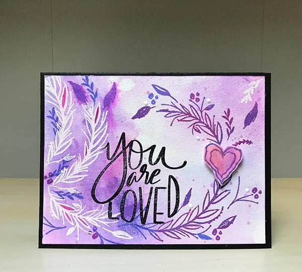 Gina K Designs You are Loved