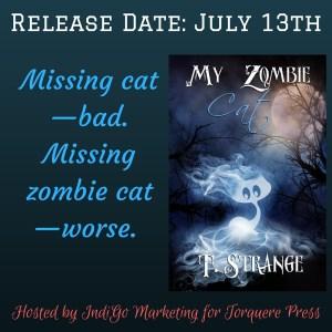 My Zombie Cat Square