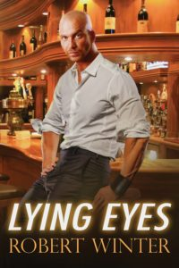 Lying Eyes by Robert Winter book cover