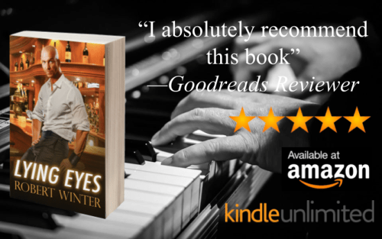 Lying Eyes by Robert Winter Book review