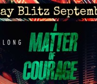 Release // A Matter of Courage by J.C. Long