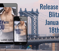 Release Blitz // A Way With You  by Lane Hayes