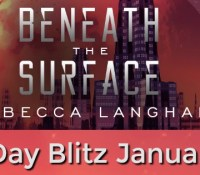 Release Blitz // Beneath the Surface by Rebecca Langham