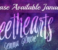 Release Blitz // Sweetheart by Gemma Gilmore