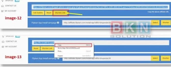How to use Flipkart Affiliate Program after Registration in Hindi?