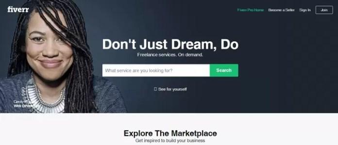 Fiverr website se online paise kaise kamate hai in hindi?