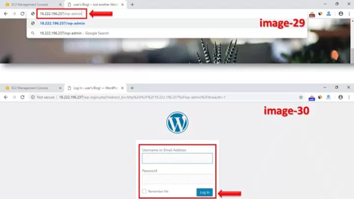 How to Run Website or Blog after installing WordPress on AWS (Amazon Web Services) in Hindi?