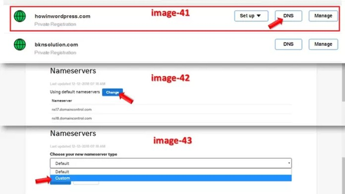 How to Change Nameserver in AWS WordPress Website in Hindi?