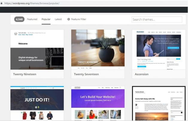 WordPress.com और WordPress,org in Hindi