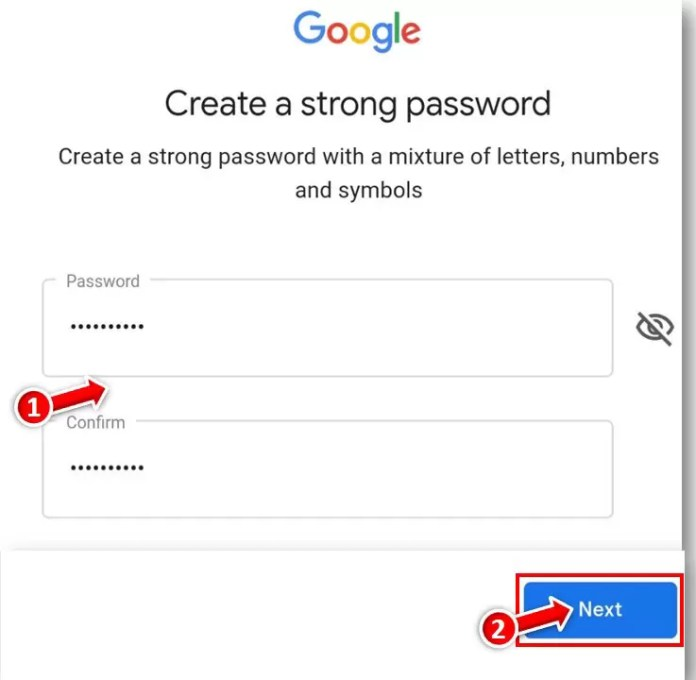 How to Create a New Gmail ID from Mobile in Hindi?