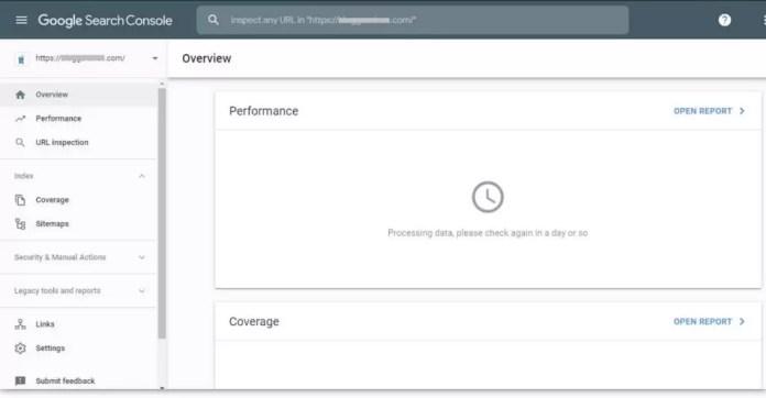 ब्लॉग वेबसाइट को गूगल वेबमास्टर टूल में सबमिट कैसे करे?