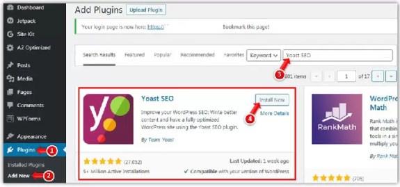 Yoast SEO Plugin Setup in WordPress in Hindi
