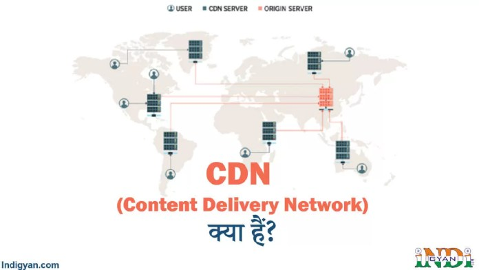 CDN Kya Hai in Hindi