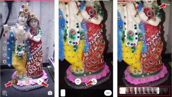 Instagram Reels Video ko Trim Kaise Kare in Hindi?