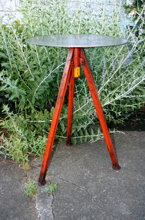 camper jack stand, stainless details