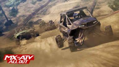 MX vs ATV All Out PC