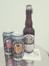 A sampling of Firestone Walker