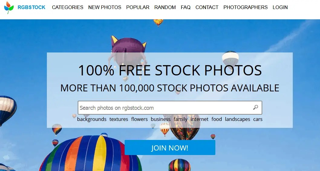 Free Stock Photography Images Using The Rgb Stock Website