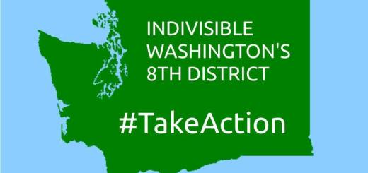 Indivisible Washington's 8th District Take Action