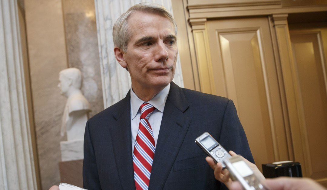 Call Portman about FEMA Funding