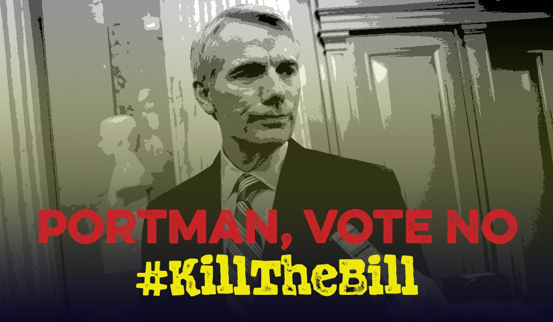 #KillTheBill scripts for Portman