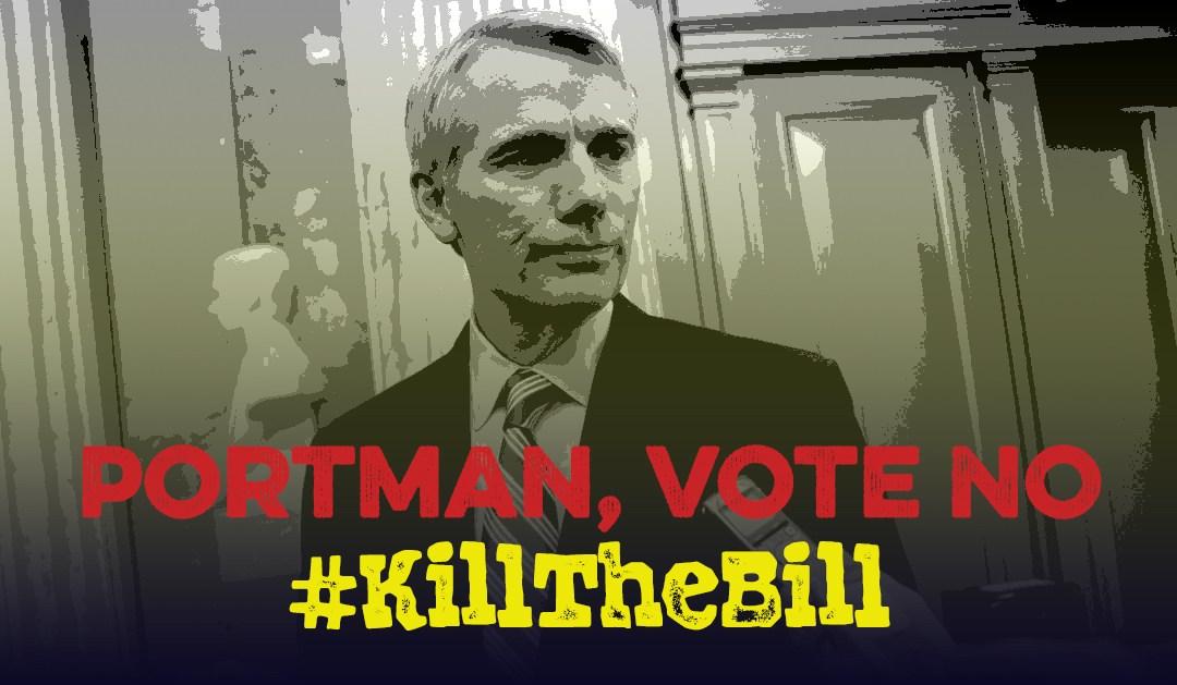 #KillTheBill scripts for Portman
