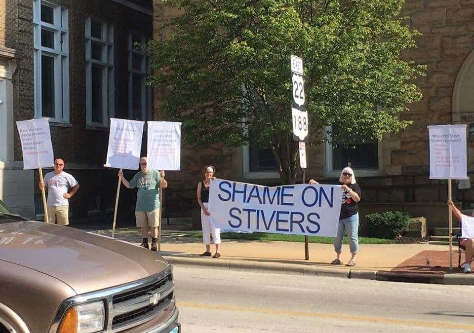 Shame on you, Steve Stivers!