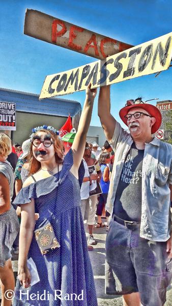 Berkeley Rally Against Hate
