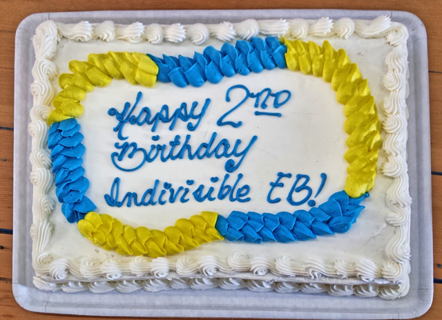 AMM, IEB birthday party
